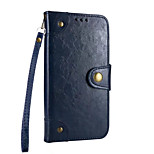 cheap -Case For Sony Xperia XA1 Ultra Xperia XA1 Card Holder Wallet with Stand Full Body Solid Color Hard PU Leather for Z5 Sony Xperia Z3 Sony