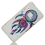 cheap -Case For Huawei P8 Lite (2017) P10 Lite IMD Pattern Back Cover Glitter Shine Dream Catcher Soft TPU for P10 Lite P8 Lite (2017) Huawei Y6