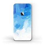 Недорогие -1 ед. Наклейки для Защита от царапин Матовое стекло Узор PVC iPhone 6s/6