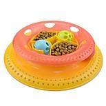Недорогие -кот кошка игрушка животное игрушки мяч шары интерактивные игрушки мяч колокол пластиковые для домашних животных