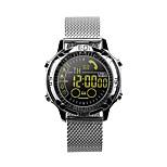 Недорогие -smartwatch ex28a 50m водонепроницаемый для ios android напоминание напоминания о напоминании о поездке секундомер