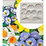 Недорогие -Формы для пирожных Для Cookie Для торта Для шоколада Для приготовления пищи Посуда Шоколад Печенье кремнийорганическая резина силикагель