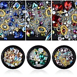 cheap -Rhinestones Classic Jewelry Rhinestones Sparkle & Shine 1# 2# 3# 4# 5# 6# Nail Art Design
