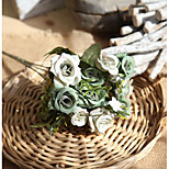 cheap -1 Branch Others Roses Tabletop Flower Artificial Flowers