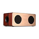 Недорогие -W1 Bluetooth-динамик Bluetooth 4.0 3.5 мм AUX Домашние колонки Коричневый Темно-красный