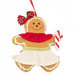 Недорогие -1шт Рождество Рождественские украшения, Праздничные украшения 15*11*3