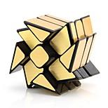 Недорогие -Кубик рубик Зеркальный куб 3*3*3 Спидкуб Кубики Рубика головоломка Куб Стресс и тревога помощи Товары для офиса Сбрасывает СДВГ, СДВГ,