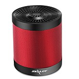 Недорогие -ZEALOT S5 Bluetooth-динамик Bluetooth 4.0 3.5 мм AUX Слот для карт памяти TF Уличные колонки Белый Черный Темно-синий Серый Темно-красный