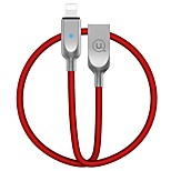 cheap -USB 2.0 Connect Cable USB 2.0 to Lightning Connect Cable Male - Female 1.2m(4Ft)