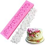 Недорогие -Формы для пирожных Прямоугольный Повседневное использование силикагель Инструмент выпечки