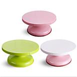 Недорогие -Формы для пирожных Круглый Для торта Пластик Инструмент выпечки