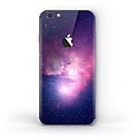 Недорогие -1 ед. Наклейки для Защита от царапин Узор PVC iPhone 6s/6