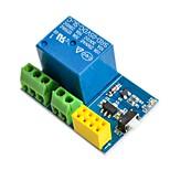 cheap -ESP8266 Esp-01s Relay Module Relay WIFI Smart Socket