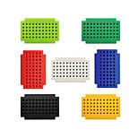 Недорогие -zy-55 solderlss мини-макет / печатная плата / паяльная испытательная плата (семь цветовых комплектов)