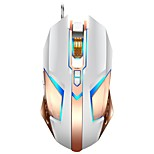 cheap -Chasing Panther T03 Wired USB Interface Game Mouse 8 Button Adjustable DPI