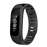 cheap -Smart Bracelet Android 4.4 IOS Pedometers Sleep Tracker Gravity Sensor Heart Rate Sensor