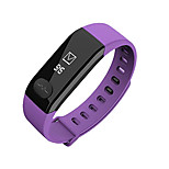 cheap -Smart Bracelet Business Portable Touch Screen Pedometer Activity Tracker Sleep Tracker Timer Find My Device Call Reminder Sedentary