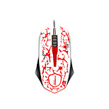 cheap -FOREV Y50 Wired USB Interface Game Mouse 3 Button 1600 DPI
