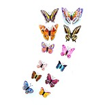 cheap -Animals 3D Wall Stickers Plane Wall Stickers Decorative Wall Stickers,Vinyl Home Decoration Wall Decal Wall
