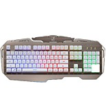 cheap -Chasing Panther G600  Wired USB Interface Game Keyboard Support For Backlighting Waterproof