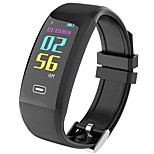 cheap -Smart Bracelet Calories Burned Pedometers Exercise Record Heart Rate Sensor APP Control Pulse Tracker Pedometer Activity Tracker Sleep