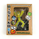 Robot Toys Stikbot Toys Novelty Creative 1 Pieces Kids Adults' Gift