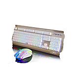 Недорогие -ajazz tomahawk апгрейд кнопки мыши комплект белый игра подсветка мышь костюм