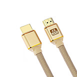 cheap -HDMI 2.0 Connect Cable, HDMI 2.0 to HDMI 2.0 Connect Cable Male - Male 4K*2K Gold-plated copper 1.8m(6Ft)