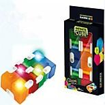 Недорогие -Кубик Infinity Cube Игрушки Прямоугольная Классика LED индикатор Стресс и тревога помощи Товары для офиса Сбрасывает СДВГ, СДВГ,