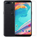 cheap -Screen Protector One Plus for OnePlus 5T PET 1 pc Front Screen Protector Anti-Glare Anti-Fingerprint Scratch Proof Ultra Thin High