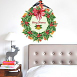 cheap -Christmas Decorations Wall Stickers Plane Wall Stickers Decorative Wall Stickers, Vinyl Home Decoration Wall Decal Wall Window