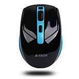 A4TECH G11-580FX Office Wireless Mouse 2.4G Micro USB 4 Keys 2000DPI
