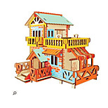cheap -Wooden Puzzles Logic & Puzzle Toys Toys House Fashion Classic Fashion New Design Kids Boys 1 Pieces
