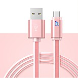 HOCO USB 2.0 Connect Cable USB 2.0 to USB 3.0 Type C Connect Cable Male - Female 1.0m(3Ft)