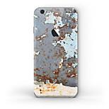 cheap -1 pc Skin Sticker for Scratch Proof Matte Pattern PVC iPhone 6s/6