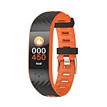 cheap -Smart Bracelet Bluetooth Gift Calories Burned Touch Sensor APP Control Pulse Tracker Pedometer Activity Tracker Sleep Tracker Alarm Clock