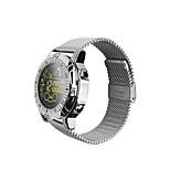 Smart Watch Affichage de l'heure Etanche Calories brulées Pédomètres Suivi de distance Rappel de Message Rappel d'Appel Podomètre