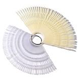 Недорогие -инструменты для рисования ногтей 150 цветов бамбуковая цветная пластина палитра три в одной ламе для ногтей