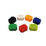 Недорогие -zy-25 diy solderless собранная 25-луночная мини-доска для теста на хлеб - разноцветная (1 комплект)