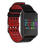 cheap -Smart Bracelet Built-in Bluetooth Sleep Mode Pedometers Touch Sensor APP Control Pulse Tracker Pedometer Activity Tracker Sleep Tracker