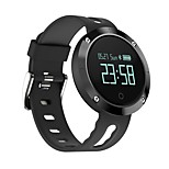 cheap -Smart Bracelet Time Display Works with iOS and Android system. Pedometers APP Control Blood Pressure Measurement Pulse Tracker Pedometer