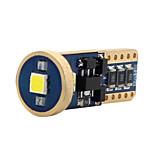 abordables -4x t10 canbus w5w led 3030 3smd coche llevó el panel de la lámpara de la bóveda del indicador bombillas 12-24 v