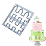 Недорогие -Файлы cookie Формы для пирожных конфеты Для Cookie Для торта Для шоколада Торты Пластик Своими руками День Благодарения День Святого