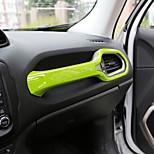 Недорогие -автомобильный Защитная крышка переднего подлокотника Всё для оформления интерьера авто Назначение Jeep ренегат