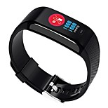 cheap -Smart Bracelet Bluetooth 4.0 Ck18s Color Blood Pressure Continuous Heart Rate Throughout The Day