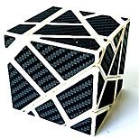 Недорогие -Кубик рубик Чужой 3*3*3 Спидкуб Кубики-головоломки головоломка Куб Матовое стекло Геометрический узор Спортивные товары Самолет Подарок