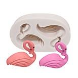 Недорогие -Формы для пирожных Для приготовления пищи Посуда Для торта силикагель 3D Креатив Высокое качество Своими руками