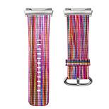 Недорогие -Ремешок для часов для Fitbit ionic Fitbit Повязка на запястье Современная застежка Натуральная кожа