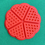Недорогие -Пивные инструменты Круглый Для Pie Пироги силикагель Инструмент выпечки