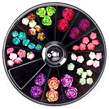 cheap -Rhinestones Nail Glitter Multi-Color Jewelry